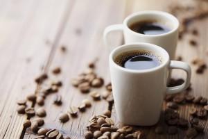 Koffie: vloeibare stress