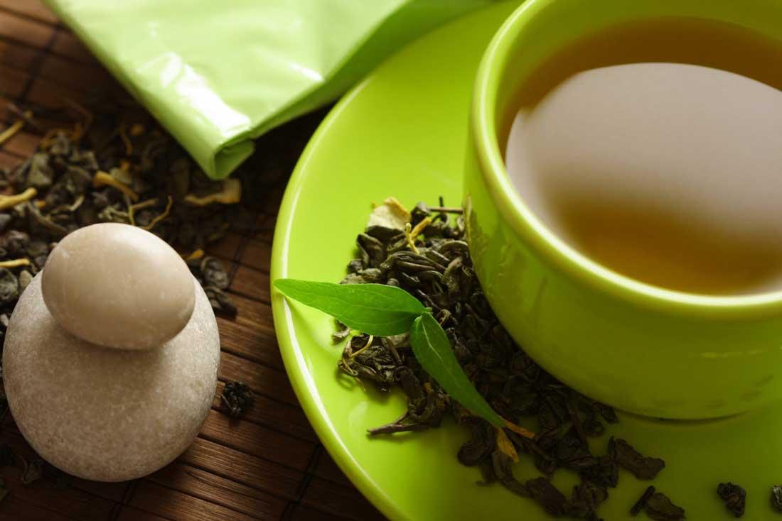 Tea for two (and two for tea) … over de gezondheidsvoordelen van groene thee
