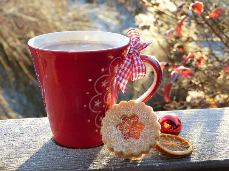 Tips voor gezonde feestdagen