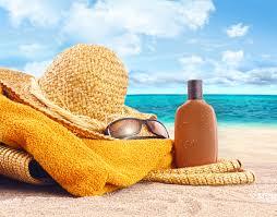 Over zonnecrème en vitamine D.