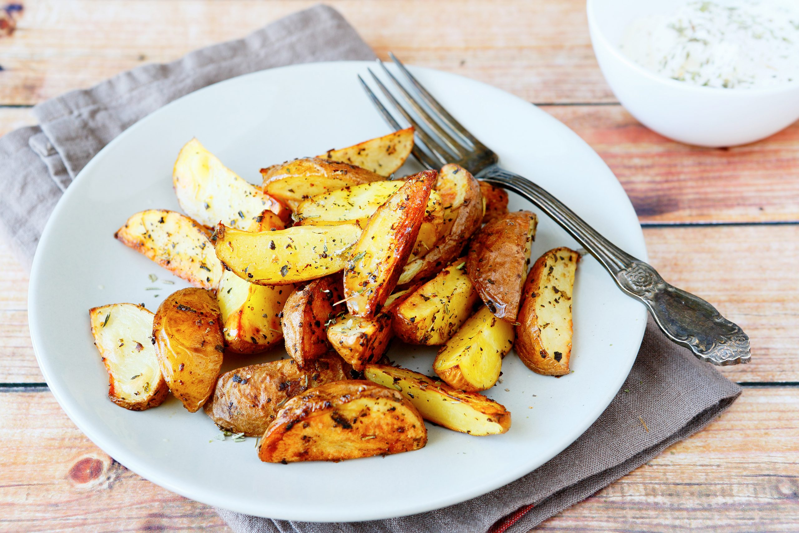 Aardappeltjes die je frieten doen vergeten